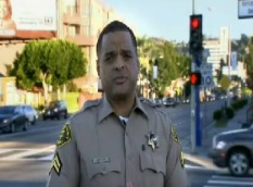 LASD Dep. Zeron Porche, West Hollywood Station