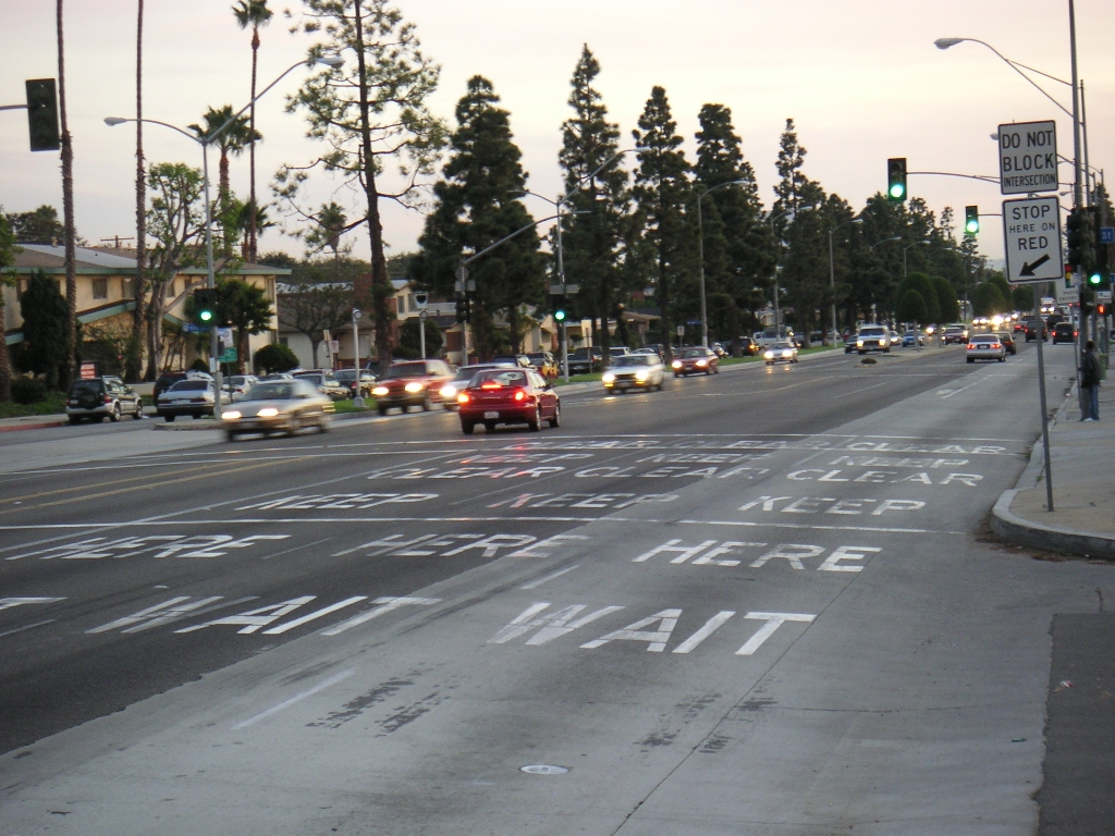 Crenshaw/108th in Inglewood, 2004